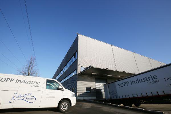 SOPP Logistik, Lager, Qualitätskontrolle