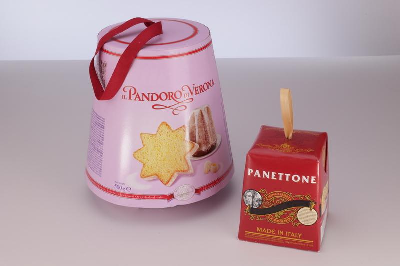 Schleifen, Panettone-Schleife