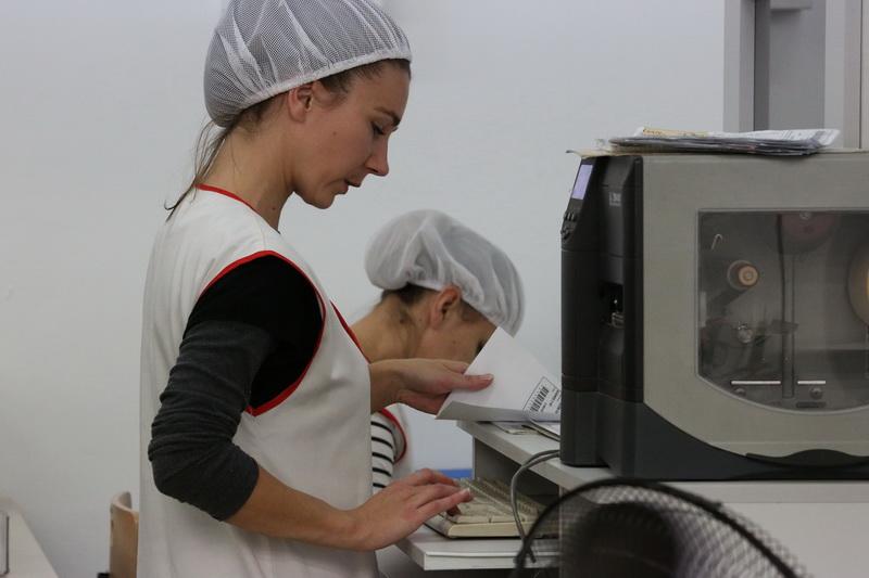 Textilverarbeitung SOPP, Industrie- und Lohnnäherei